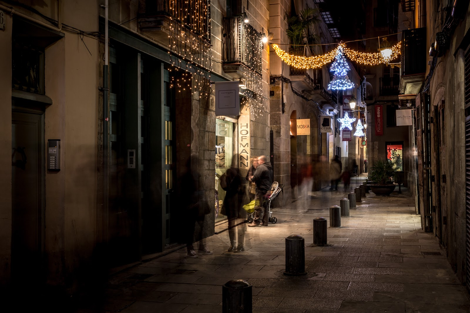 Carrer dels Flassaders | Canon EOS 5D MkIII | ISO100 | Canon 40mm | f/16 | 15s (trípode)
