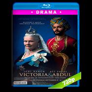La reina Victoria y Abdul (2017) BRRip 720p Audio Dual Latino-Ingles