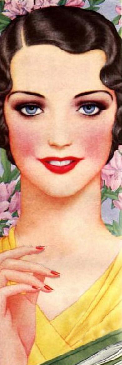 1920s makeup. 1920 makeup styles. a 1920s