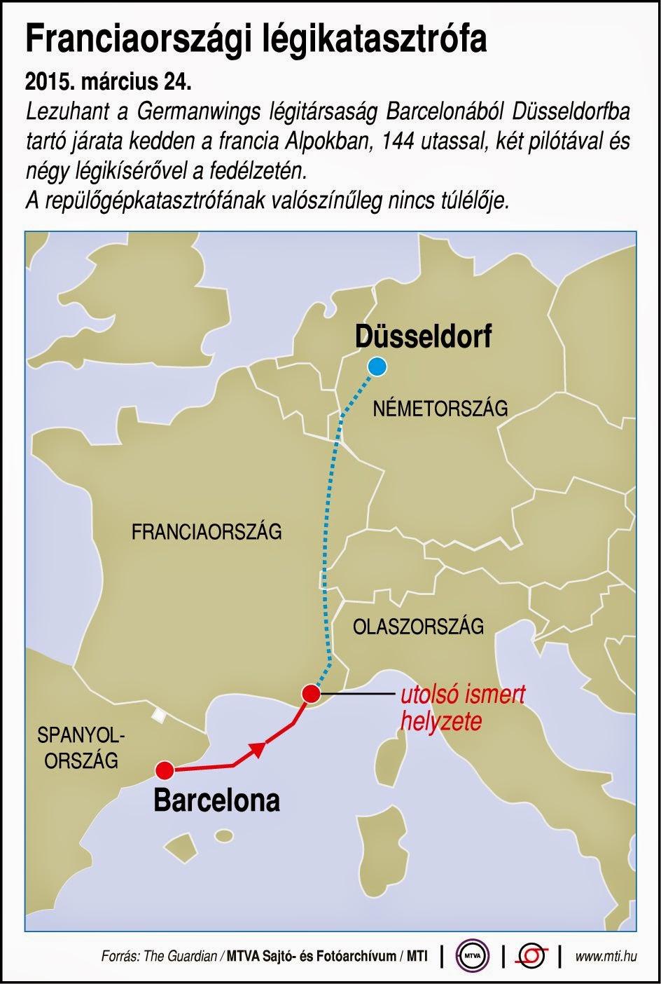 Franciaország, Germanwings, Germanwings 9525, repülőgép baleset, légikatasztrófa, Germanwings crash