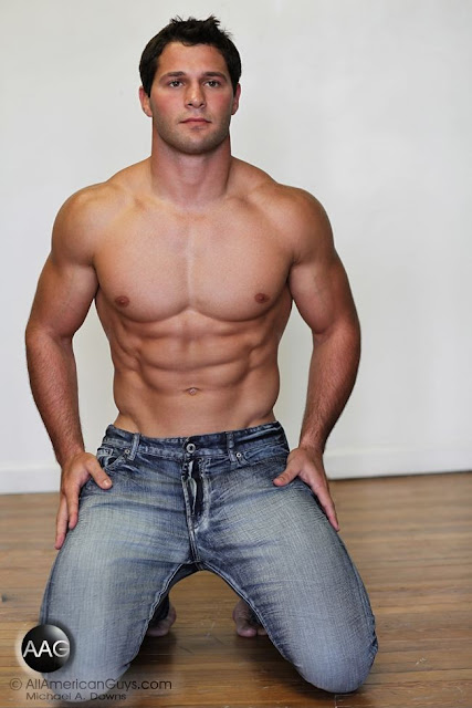 Picture About Fitness Model Anthony M ~ ALL ABOUT MAN AND