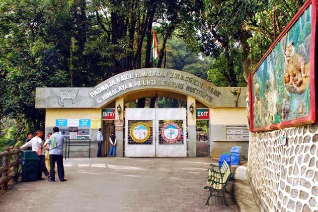 Darjeeling Zoo or Padmaja Naidu Himalayan Zoological Park to receive The Earth Heroes Award 2014