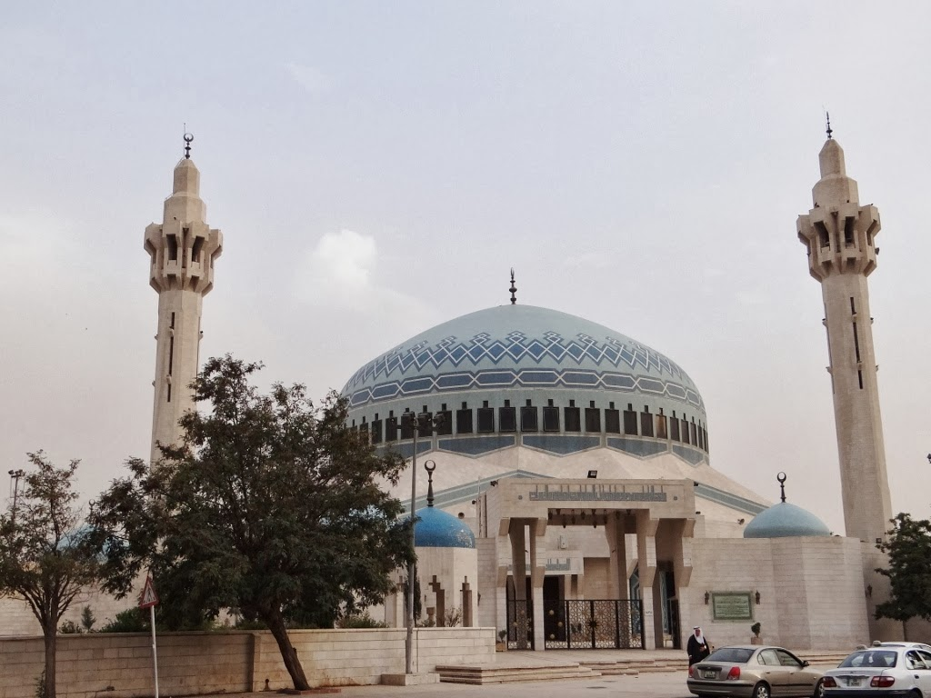 Meczet w Ammanie