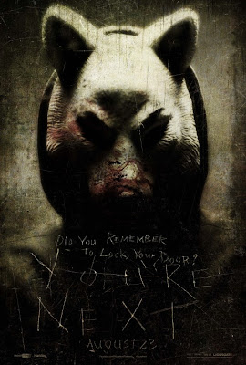 You're Next Teaser Poster 3