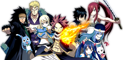 Bocoran ending Fairy Tail