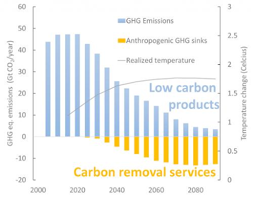 A Bioeconomia em um mundo sem poluição pelo carbono