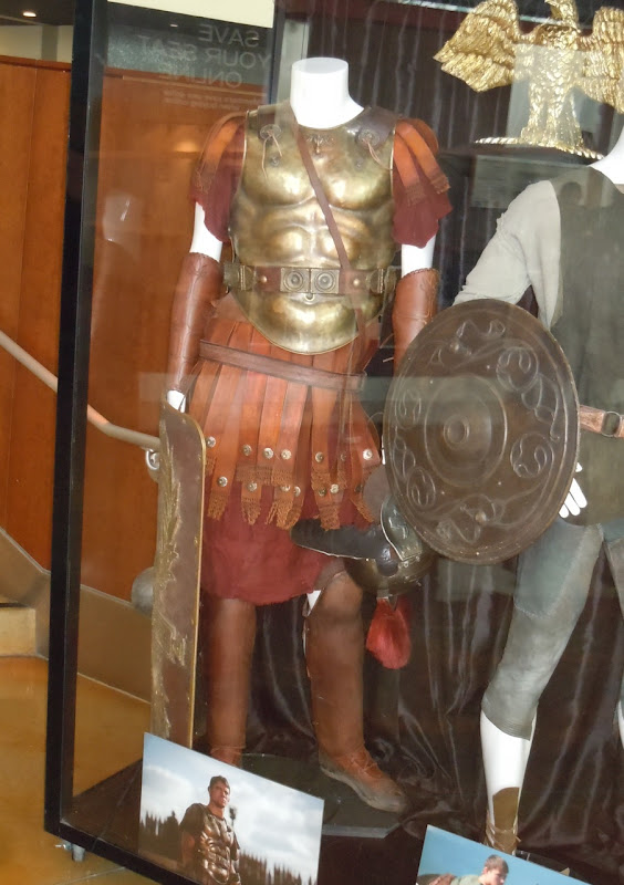 The Eagle Channing Tatum centurion costume