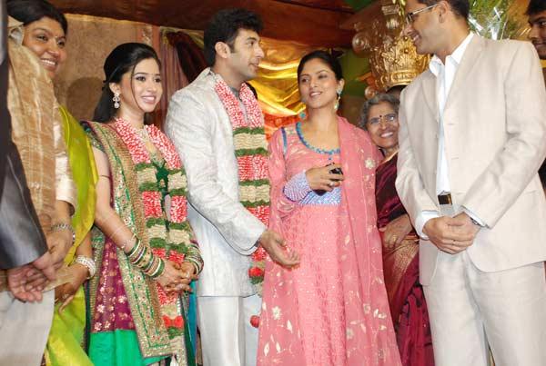 Jayam Ravi Aarthi Wedding Photos
