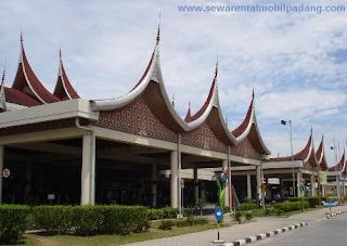 Rental Mobil di Bandara Internasional Minangkabau Padang
