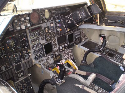 "Cool Jet Airlines: F-111 ""Aardvark"" Cockpit"