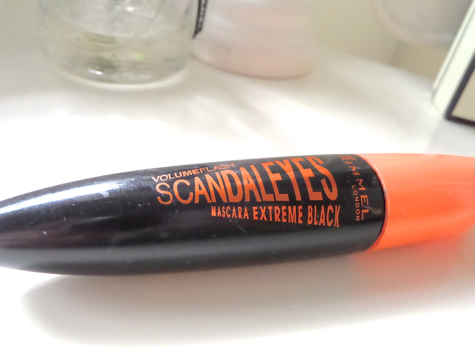 Rimmel ScandalEyes Mascara Extreme Black Review