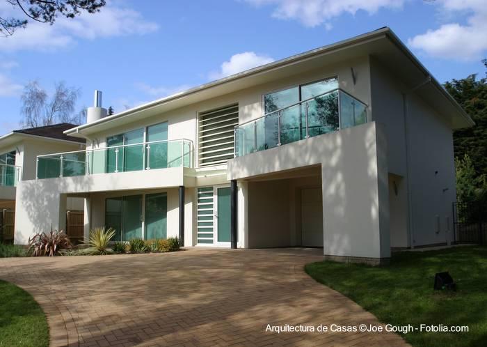 Arquitectura de casas modelos de casas modernas for Modelos de casas grandes