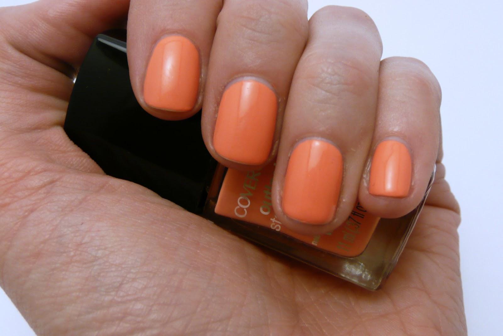 Casa de Polish: Nail Polish Swatches: Cover Girl Outlast Stay ...