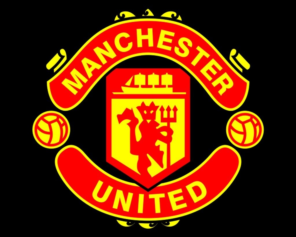 Manchester United Logo 2013 HD Wallpapers