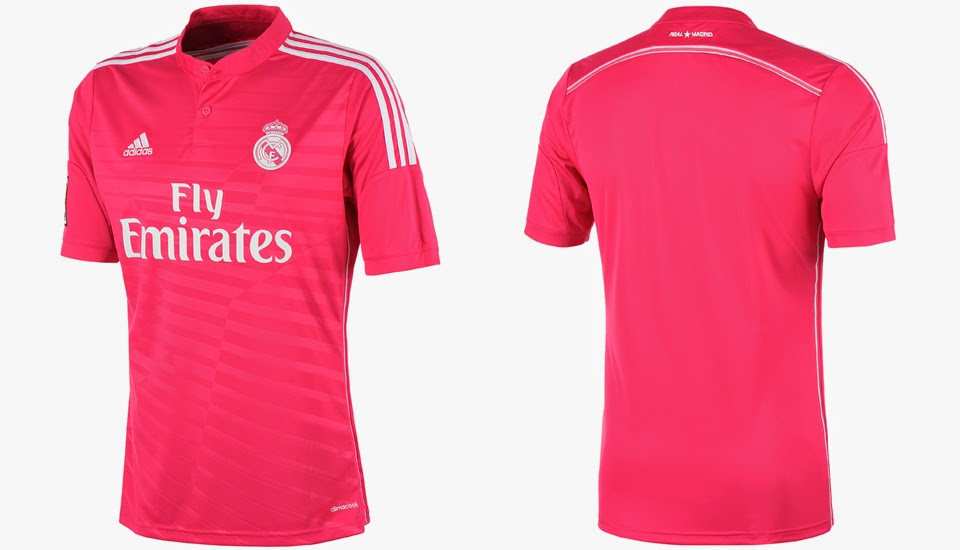 Jersey Real Madrid Away 2014/2015 (ADIDAS) - Jangkers Sport