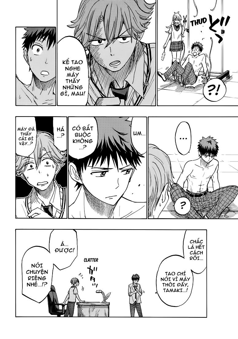 Yamada-kun to 7-nin no majo chap 214 page 10 - IZTruyenTranh.com