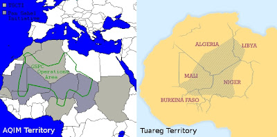 Destabilization of Africa: Coup in Mali AQIMTuareg