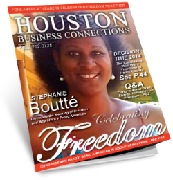 "MEET BUSINESSWOMAN BOUTTE A ""THOUGHT LEADER"" FOR THIS SERIES"