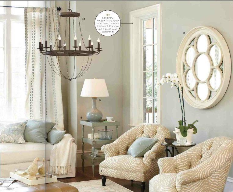 The Room Stylist Inspiration From Latest Ballard Design Catalog