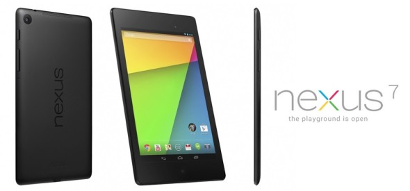 Nexus 7 (2nd Gen) 2013