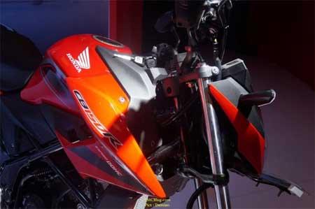 New Honda CB150R 2015