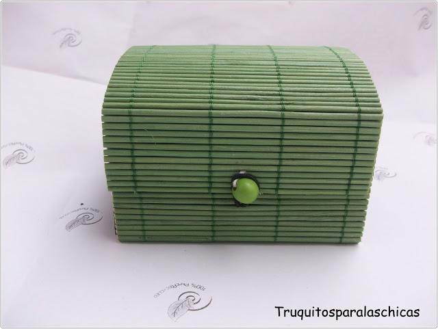 baul verde
