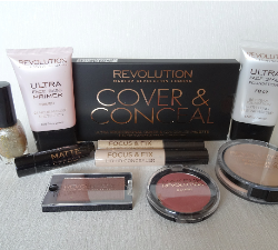 Beauty Giveaway - Makeup Revolution