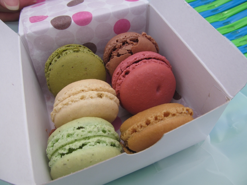 Watch Me Eat: Le Macaron in Winter Park, FL