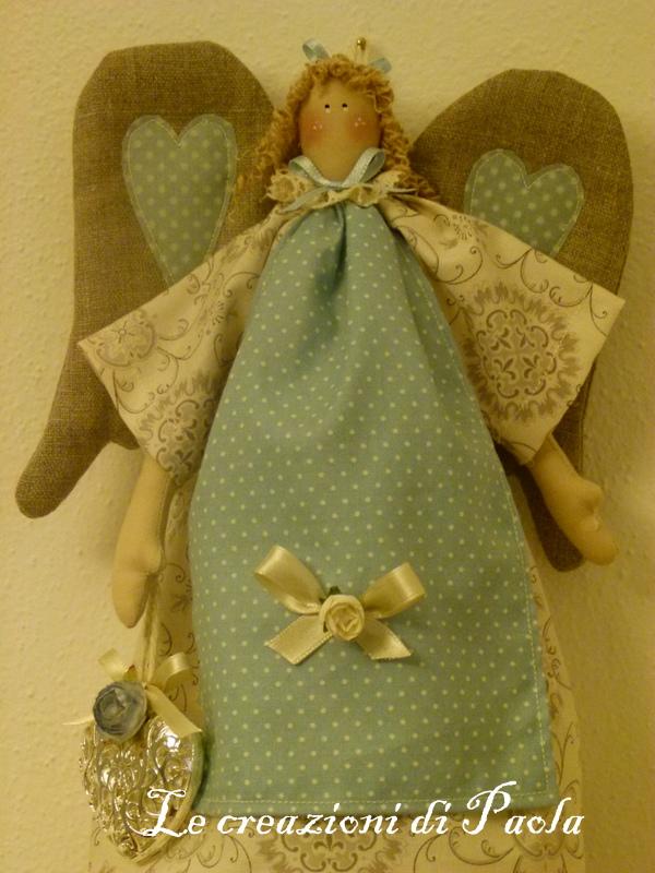 Le creazioni di paola angeli for Creazioni di natale fatte a mano