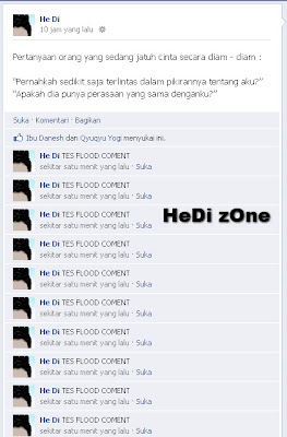 Flood Coment FB