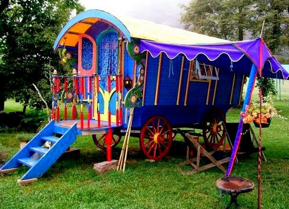 Gypsy Homes On Wheels