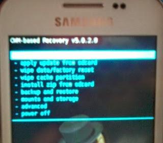 2 Cara Mudah Root Samsung Galaxy V SM-G313HZ