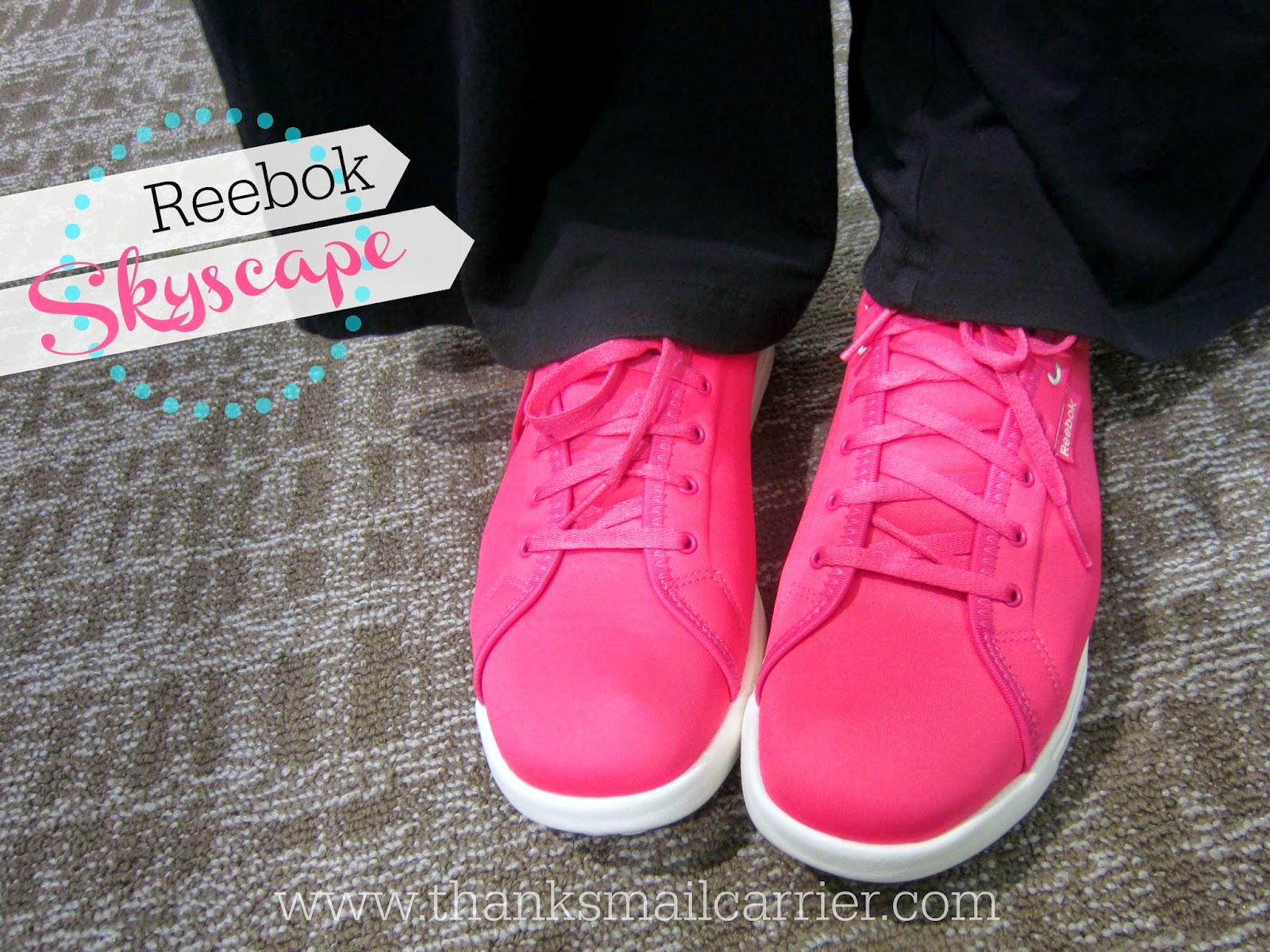 Reebok Skyscape review