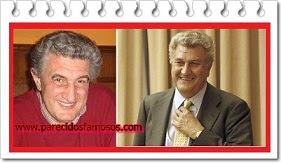 parecido de Fernando Romay con Jesús Posada