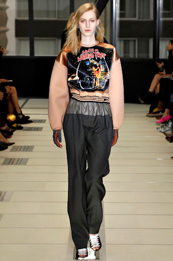 Balenciaga Autumn/winter 2012/13 Women's Collection