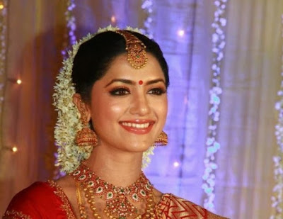 Wedding List on Film Actress Mamta Mohandas Latest Wedding Ceremony Photo Gallery