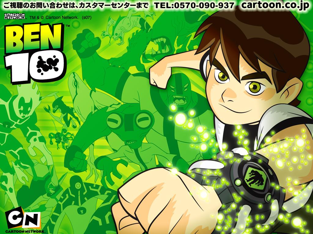 Download Cartoon Ben 10 Wallpaper in high resolution for free High ...: getcartoonimages.blogspot.com/2013/04/cartoon-ben-10-wallpaper.html