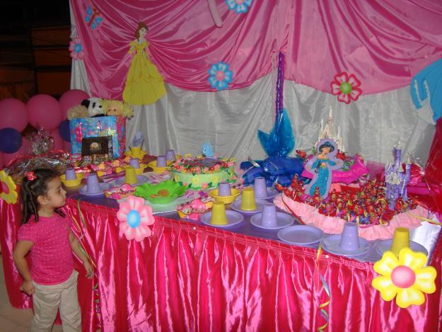Decorasiones de fiestas infantiles serendipity for Decoracion fiesta infantil nina