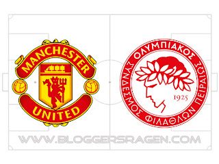 Prediksi Pertandingan Olympiakos vs Manchester United