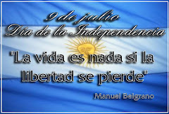 ¡Celebremos el 9 de Julio!    El día de nuestra Independencia