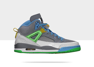 Jordan Spizike Men's Shoe 315371-056