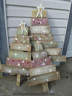http://theshabbytearoom.blogspot.com/2015/11/week-264-o-christmas-tree.html