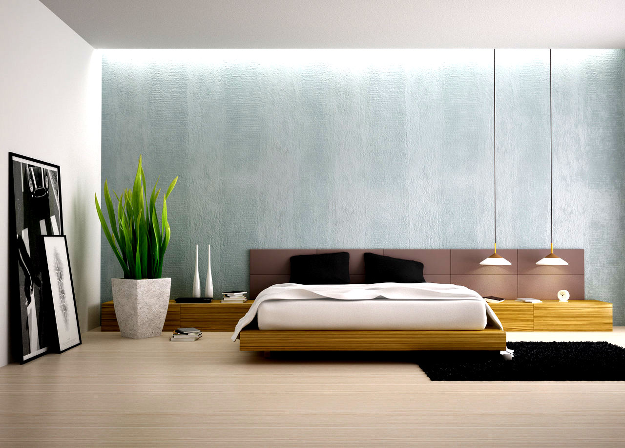 Simple Bedroom Ideas Interesting With Modern Bedroom Interior Design Photos