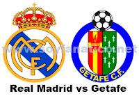Real Madrid vs Getafe 2012