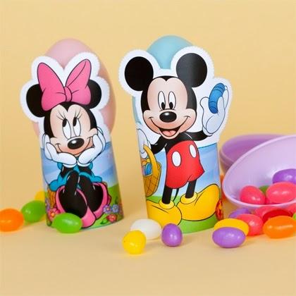 Caixinhas e Ideias Disney para Páscoa
