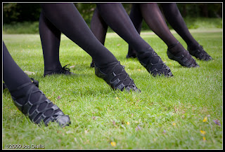 Shin splints can be painful for Irish dancersPhoto: Flickr user Jos Dielis