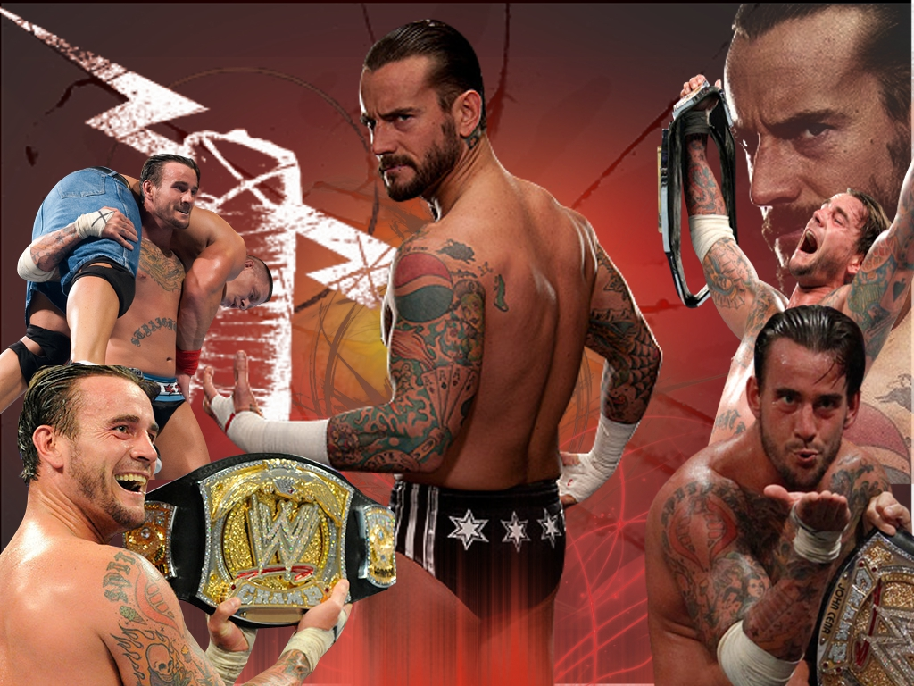 wallpaper: wallpaper of cm punk 2011