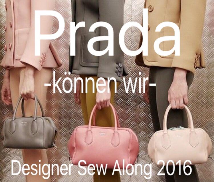 Prada Designer Sew Along