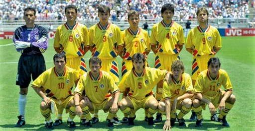Romanian Soccer Team Soccer, football or wh...