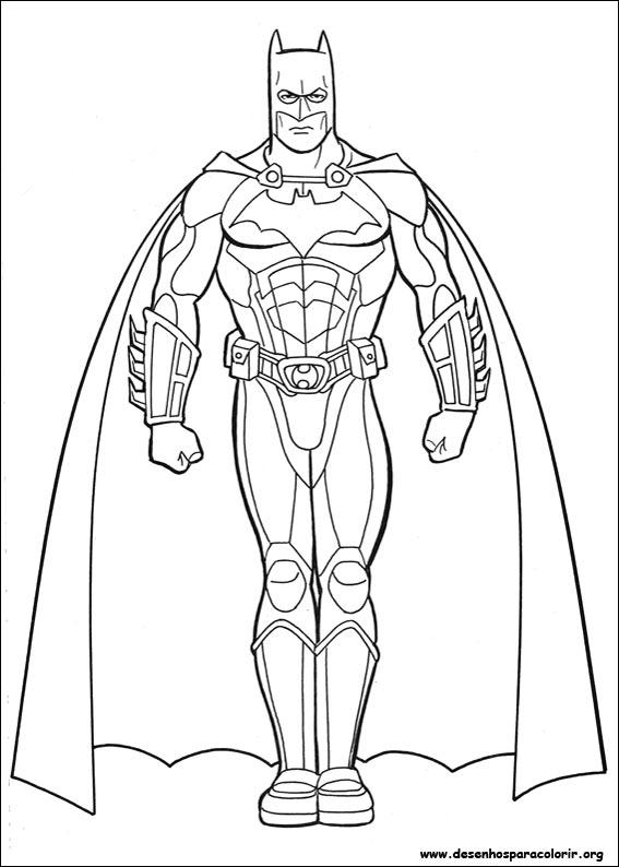 Batman  Desenhos Para Colorir Desenhos Para Batman  Batman Para